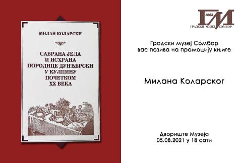 Programi u Muzeju početkom avgusta